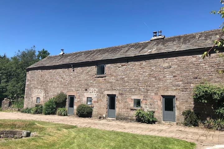 The Barnhouse at Gib Torr Farm, Peak District