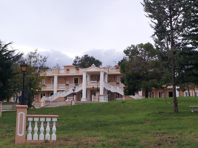 Appartamento vacanza in villa, adatto a famiglie