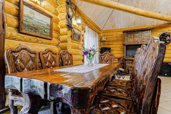 Уютный дом на Нарочи