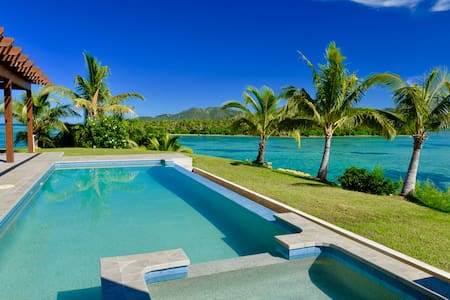 Vale-I-Yata. Luxury Private Villa, Fiji