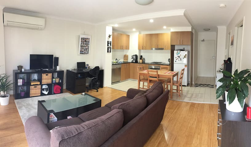 Great own apartment with easy access to the CBD - Camperdown - Byt