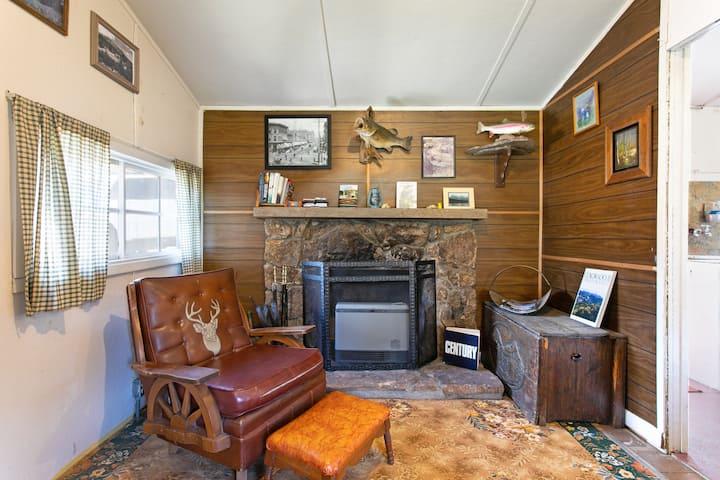 Historic Fishing Cabin
