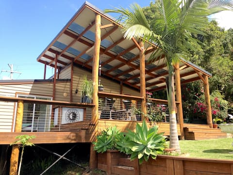 'Tranquility Retreat' Carool Rainforest Hinterland