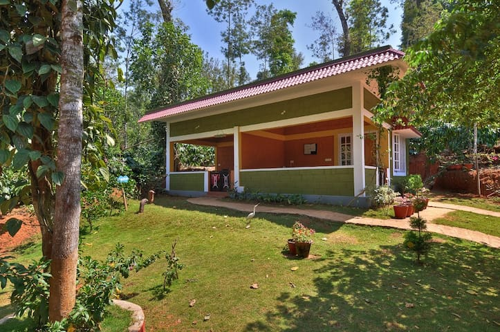 Spend time with your loved one at Chilipili, Coorg
