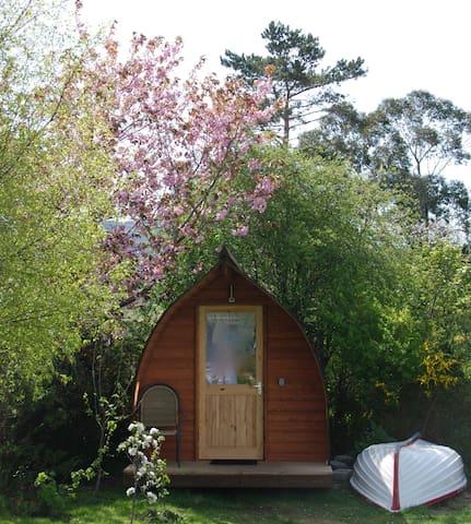 The Quercus Ullapod, in Ullapool
