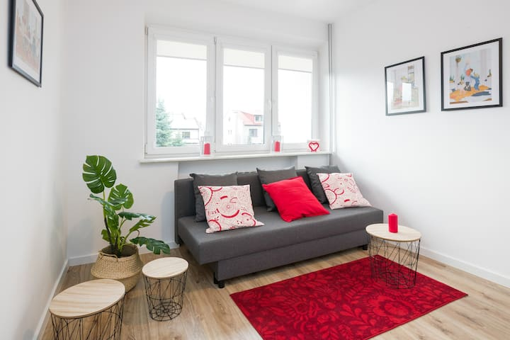 Cosy Spot Close to Tauron Arena/ Main Station