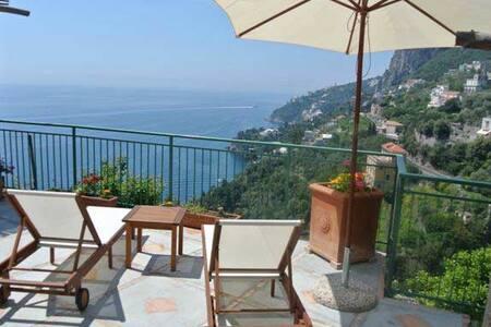 """AMALFI """"IL GRANDE AFFRESCO"""" Amalfi Coast - Amalfi"""