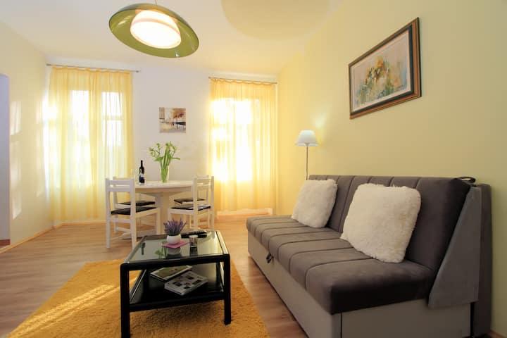 Apartman Bivium****