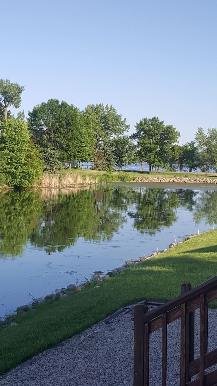 Lagoon Home.