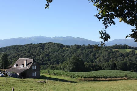 Private Charming Cottage Near Mountains and Sea - OLORON SAINTE MARIE - Rumah