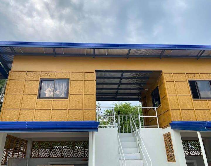 2 Storey Kubo (#1) w/cottage A/C,TV & CR  @KAIHANA