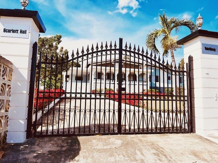 4Br/3Bth/WiFi/AC Affordable Spacious Jamaican Home