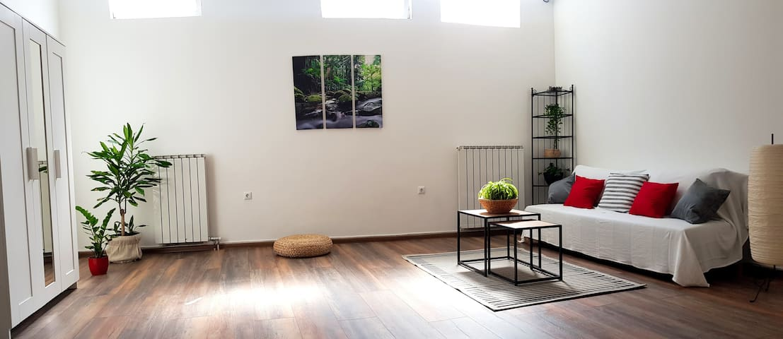 Supersoul apartment/Near center/Quiet street/WiFi