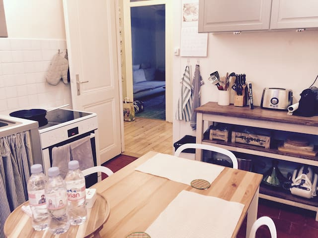 Fully equipped apartment ! - Genève - Apartment