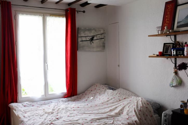 Cosy Parisian Flat near Opéra - Paris - Apartmen