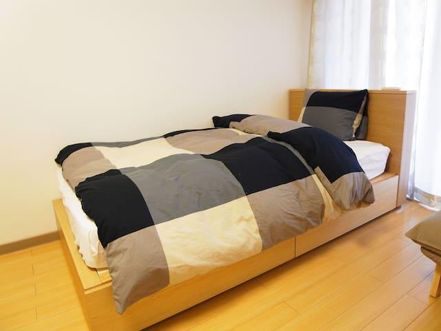 1 minute from Azabujuban Sta.AS218 - Minato-ku - Apartamento