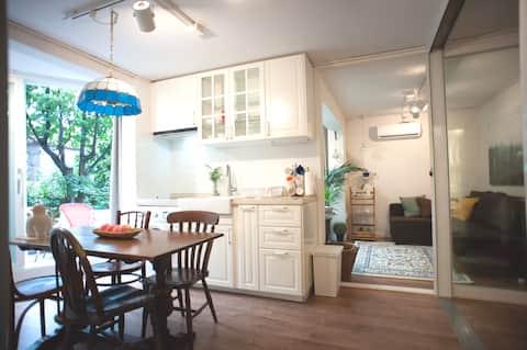 ❤️ Luxury Sunshine Garden House