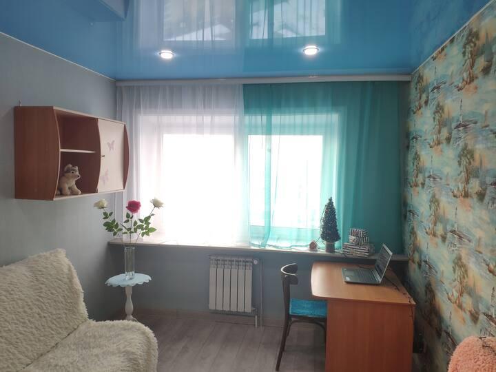 Двухкомнатная Квартира в Ленинском районе