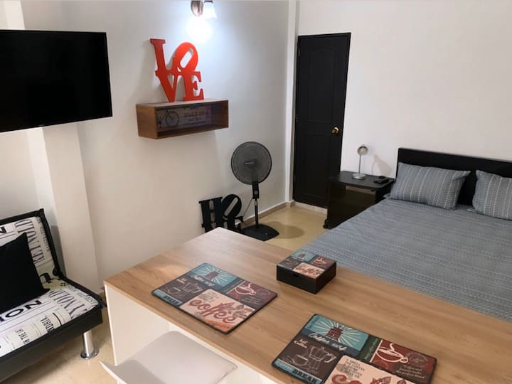 Apartment Loft near Floresta station
