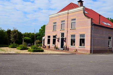 B&B Goeree Overflakkee - Sommelsdijk - Szoba reggelivel