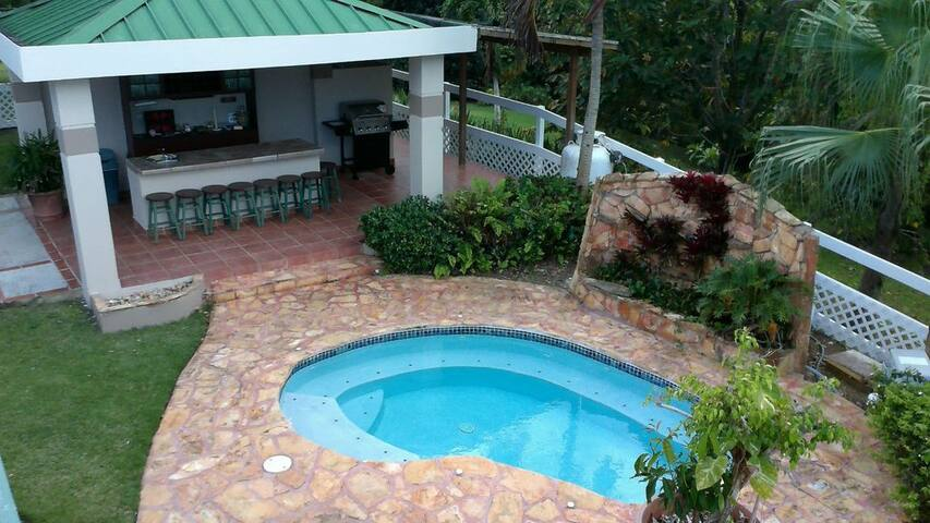 Fabulous Hacienda Margarita Estate - Fajardo - Prázdninový dům