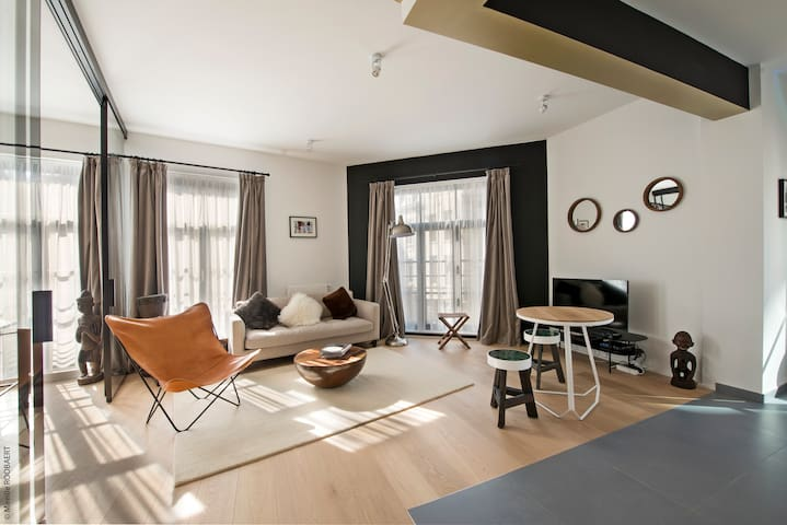 Smartflats Palace du Grand Sablon V - 1 Bed - Bruxelles - Apartment
