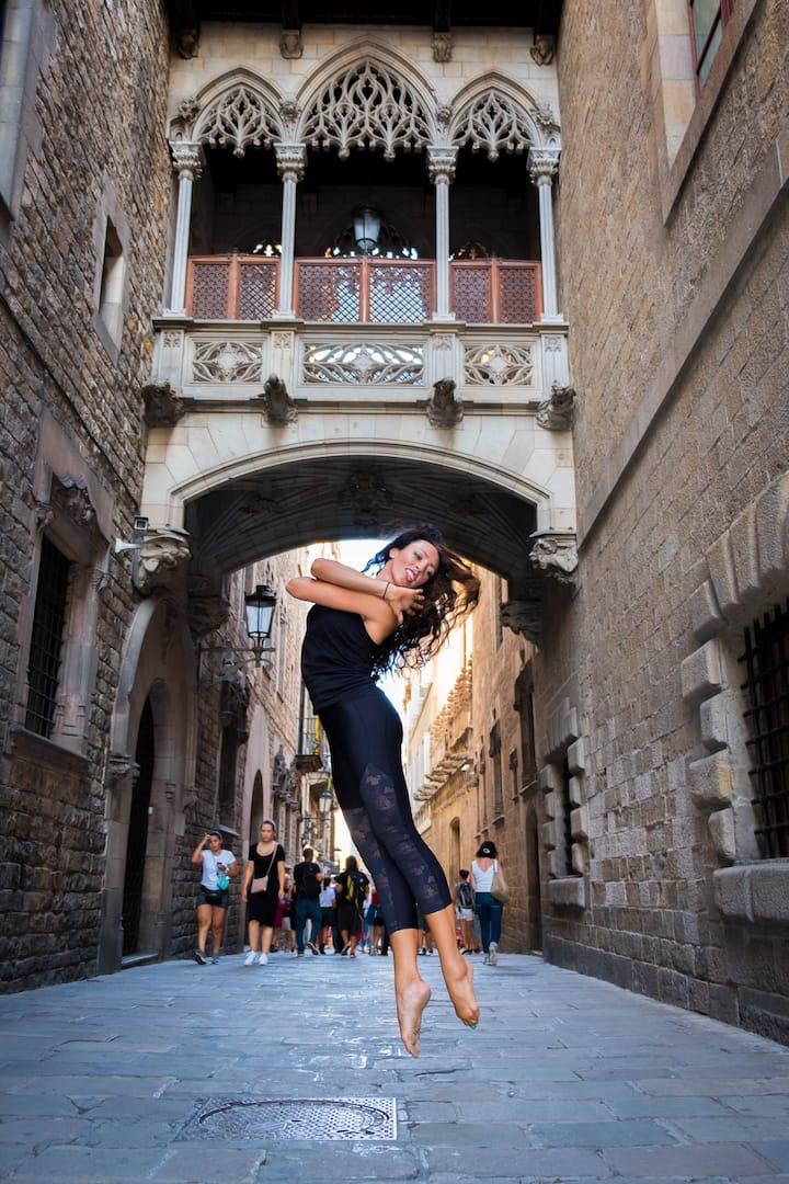 Barcelona photoshoot
