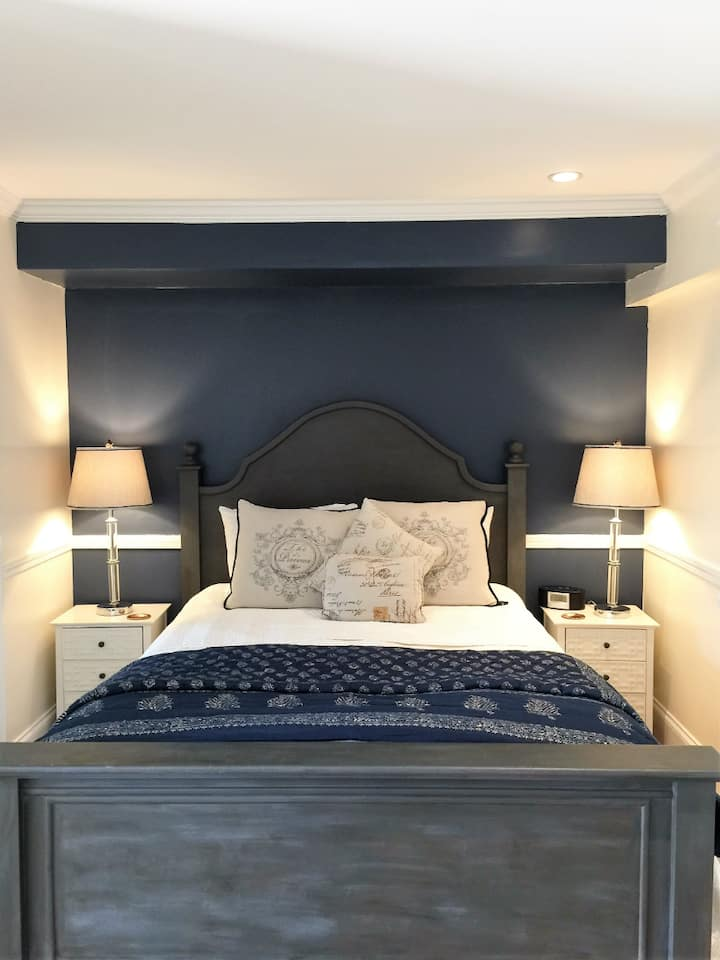 Jean Cocteau Garden Room - Carpe Diem Guesthouse & Spa
