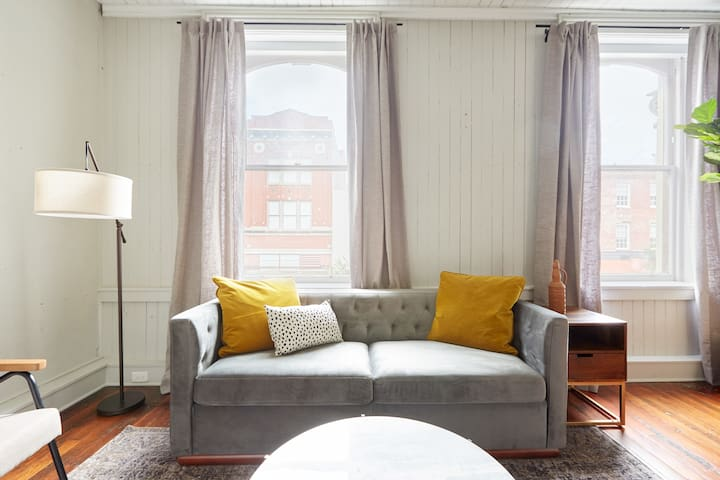 Sonder | The Broughton | Ideal 1BR