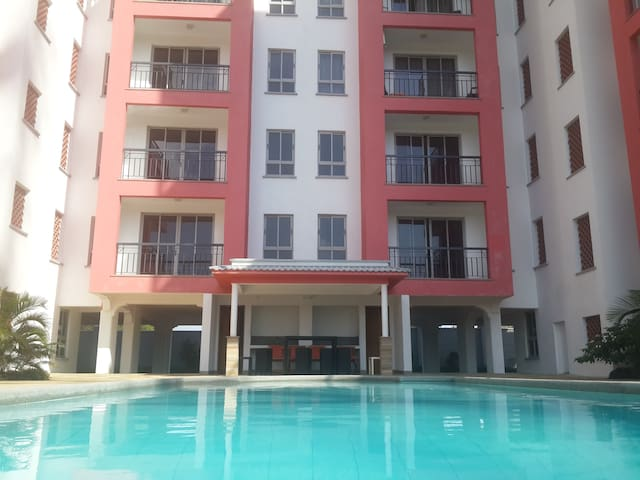 Shanzu Beach Homes Private Residence Apartment 702