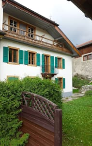 charming Typical  Swiss House - Lessoc - House