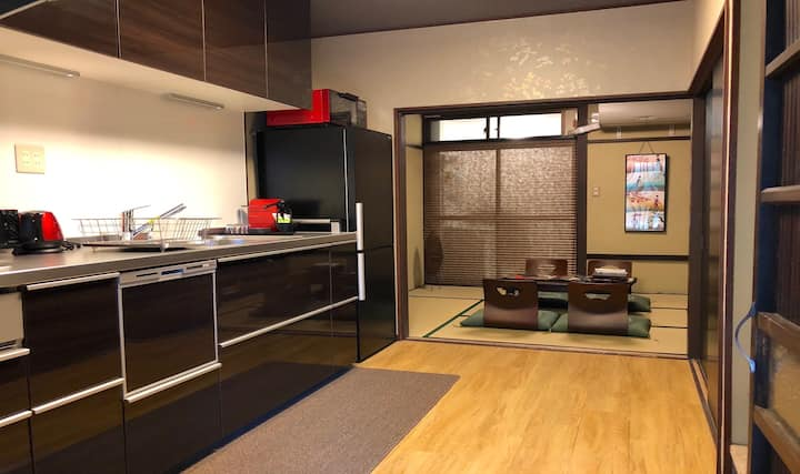 Stay in the Heart of Kyoto -KiYOMiZU HOUSE-
