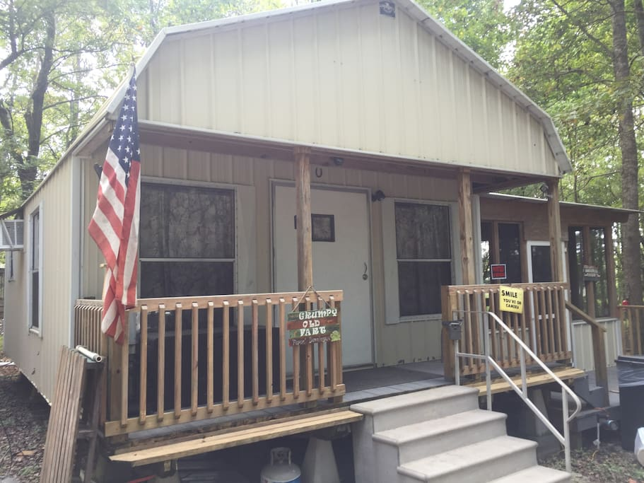Papou S Cajun Camp In South La Cabins For Rent In Breaux