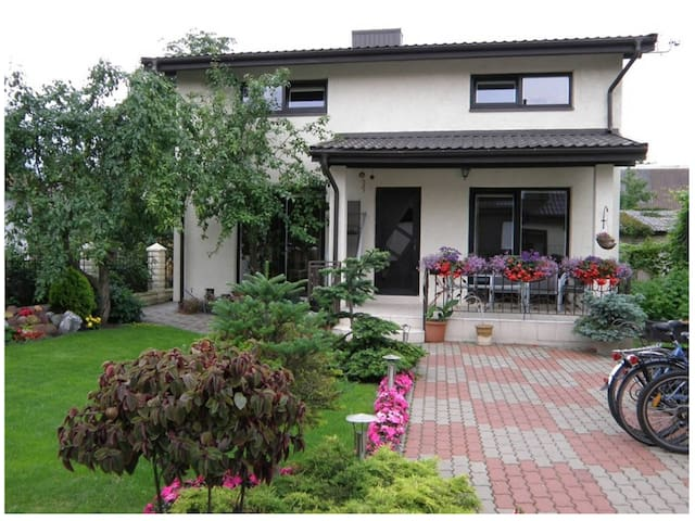 Two stories cozy house close to the sea and beach - Klaipeda - Hus