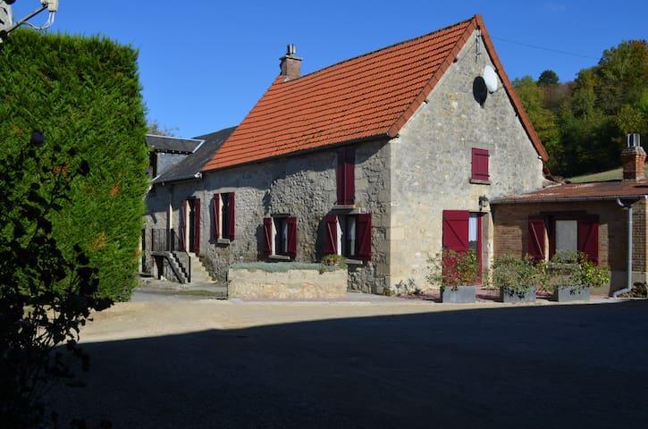 Maison indépendante au calme
