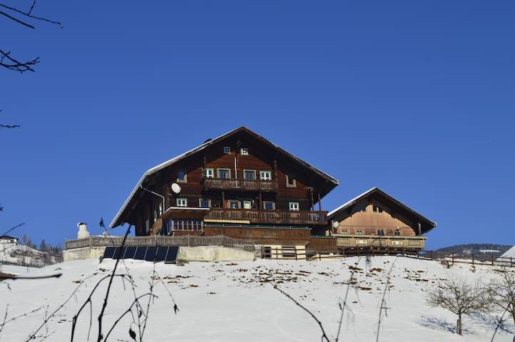 Sehr großes Bauernhaus nahe Skigebiet Kitzbuehl