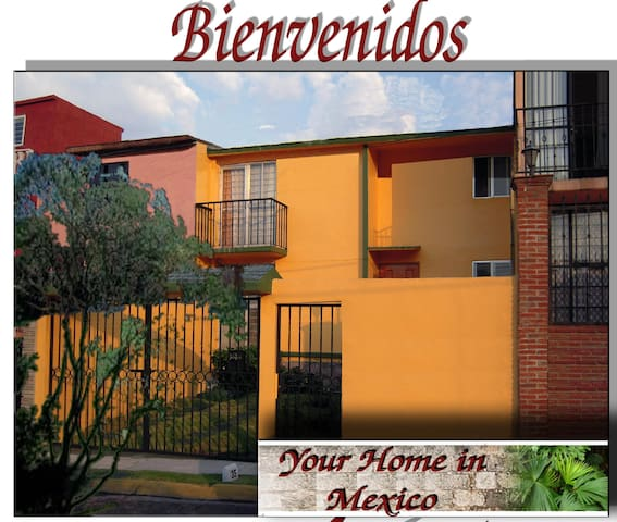 CORRALES TEC VILLAS PERFECT FOR STUDENTS - Ciudad López Mateos - Internat