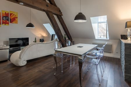 The Loft of Rochepot - Beaune - Loft