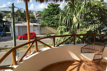Chill & Relax in the Palapa Apartment - Playa del Carmen