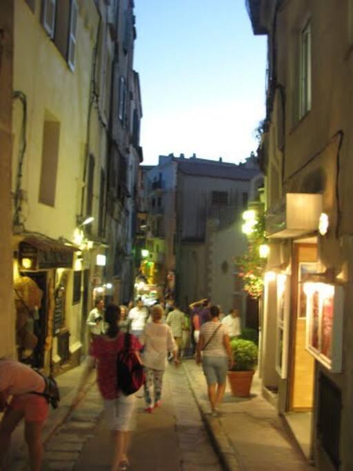 rue doria