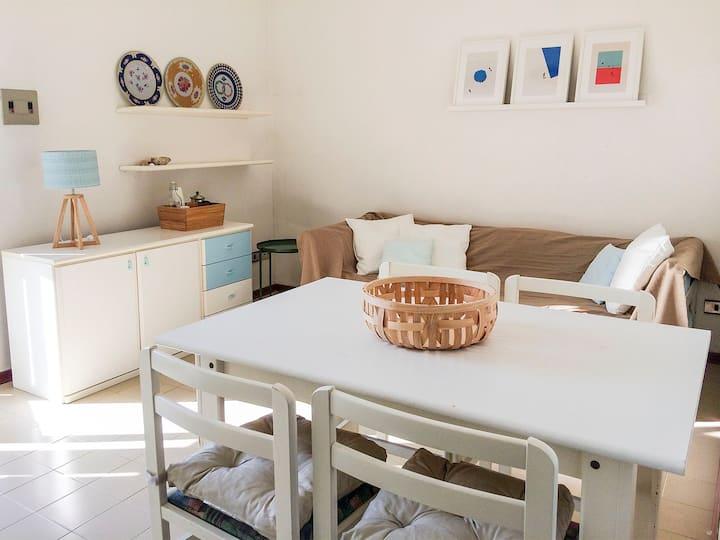 Appartamento bilocale a pochi passi dal mare