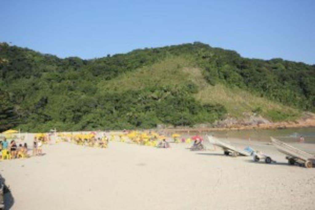 Praia do Tombo - a melhorando Guaruja