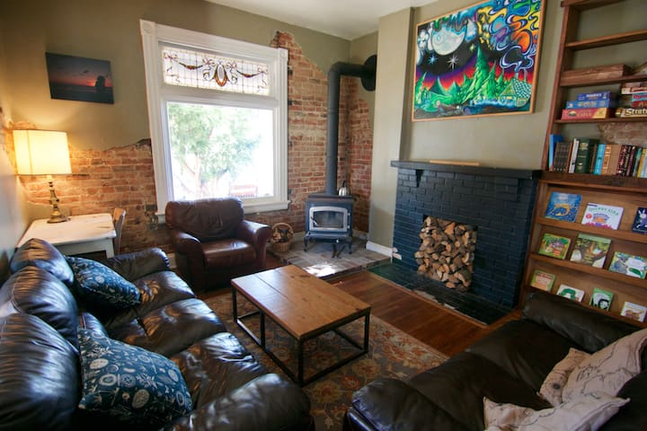 ENTIRE HOUSE minutes from downtown Cincinnati