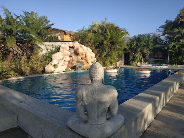 Casa Vacacional  Ganesh