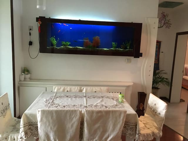 戈壁明珠的温馨小窝 Gobi Pearl cozy home - Jiayuguan - Huis