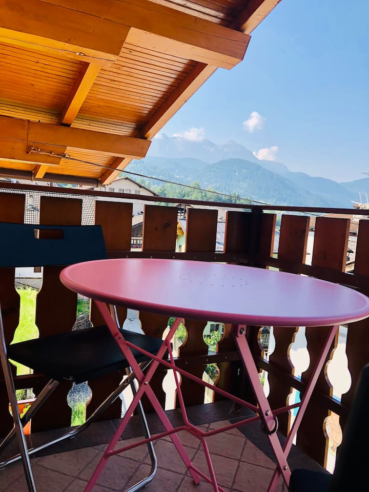 Apartment in Primiero San Martino di Castrozza