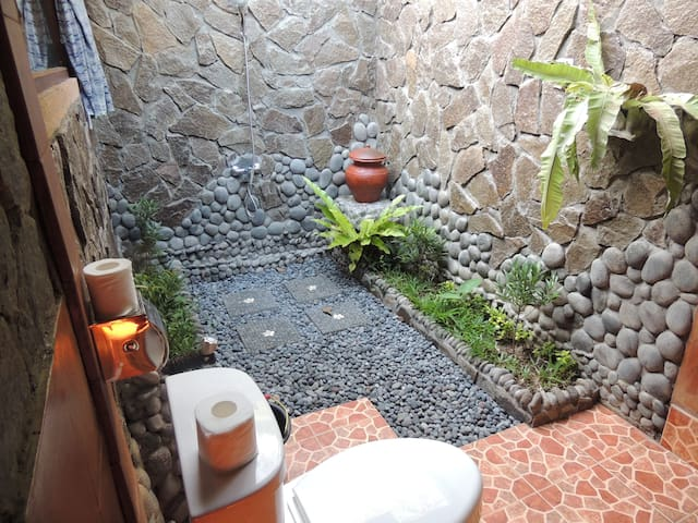 loka cita eco lodge - Penebel - Bed & Breakfast