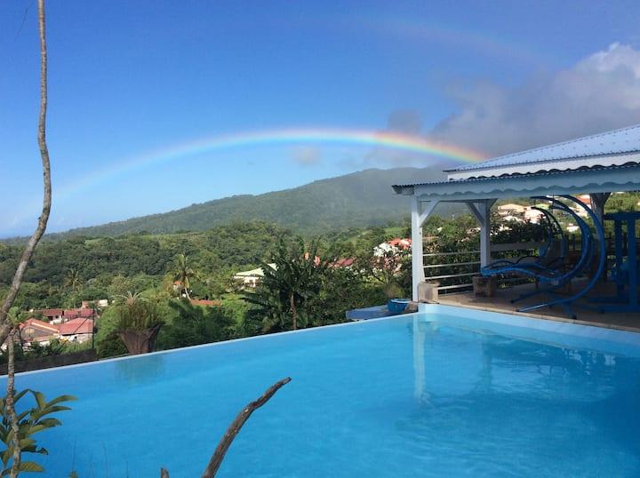 Villa Pelée - Colibri -