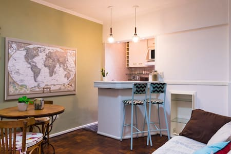Cozy and Silent in Recoleta Area!!! - Buenos Aires - Apartment