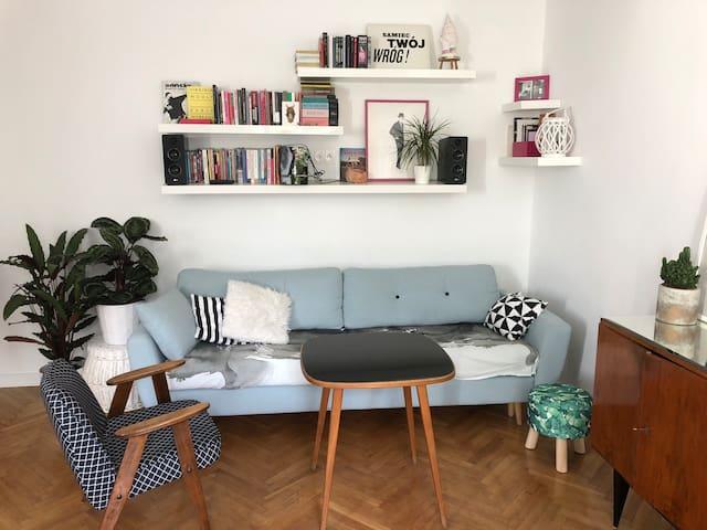 56m2 Retro flat in Praga